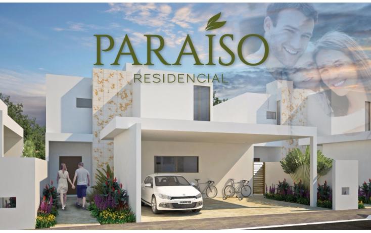 Foto de casa en venta en  , temozon norte, mérida, yucatán, 1119357 No. 01