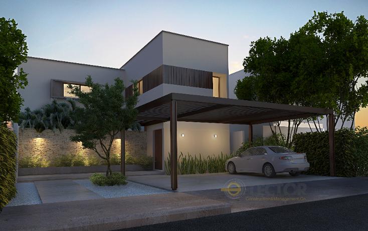 Foto de casa en venta en  , temozon norte, mérida, yucatán, 1125871 No. 01