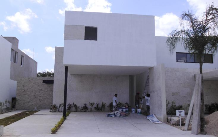 Foto de casa en venta en  , temozon norte, mérida, yucatán, 1126483 No. 01