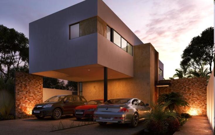 Foto de casa en venta en  , temozon norte, mérida, yucatán, 1126483 No. 02