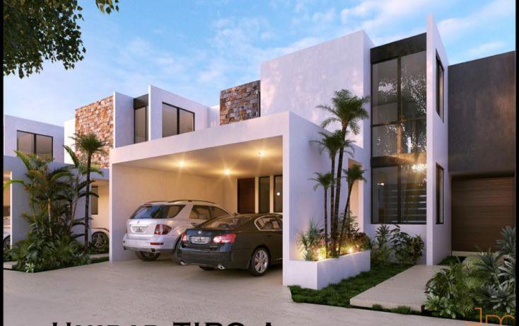 Foto de casa en venta en, temozon norte, mérida, yucatán, 1126795 no 01
