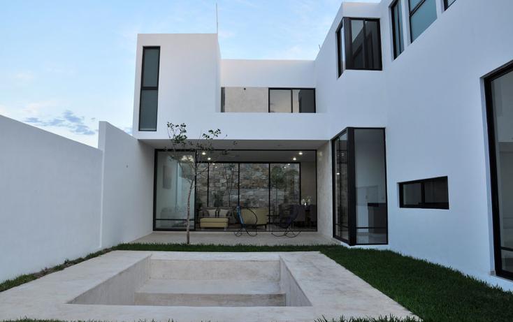 Foto de casa en venta en  , temozon norte, mérida, yucatán, 1127415 No. 01
