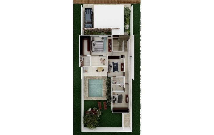 Foto de casa en venta en  , temozon norte, mérida, yucatán, 1127415 No. 06