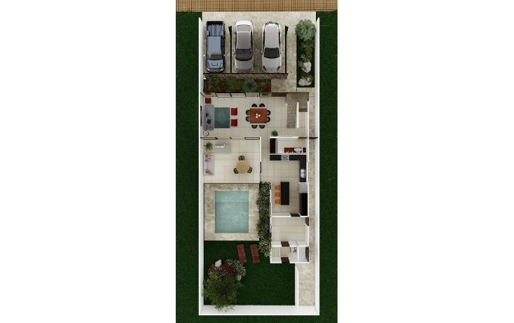 Foto de casa en venta en  , temozon norte, mérida, yucatán, 1127415 No. 07