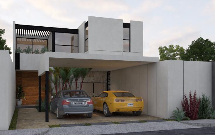 Foto de casa en venta en  , temozon norte, mérida, yucatán, 1128633 No. 01