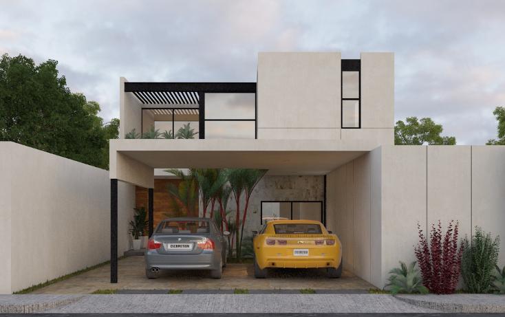 Foto de casa en venta en  , temozon norte, mérida, yucatán, 1128633 No. 02