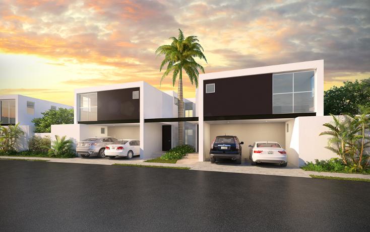 Foto de casa en venta en  , temozon norte, mérida, yucatán, 1138113 No. 01