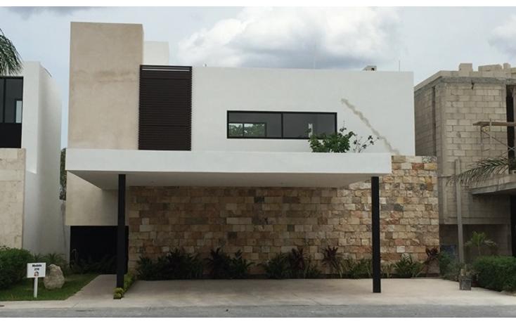 Foto de casa en venta en  , temozon norte, mérida, yucatán, 1139173 No. 01