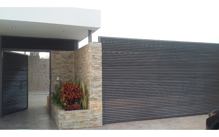 Foto de casa en venta en  , temozon norte, mérida, yucatán, 1144693 No. 01