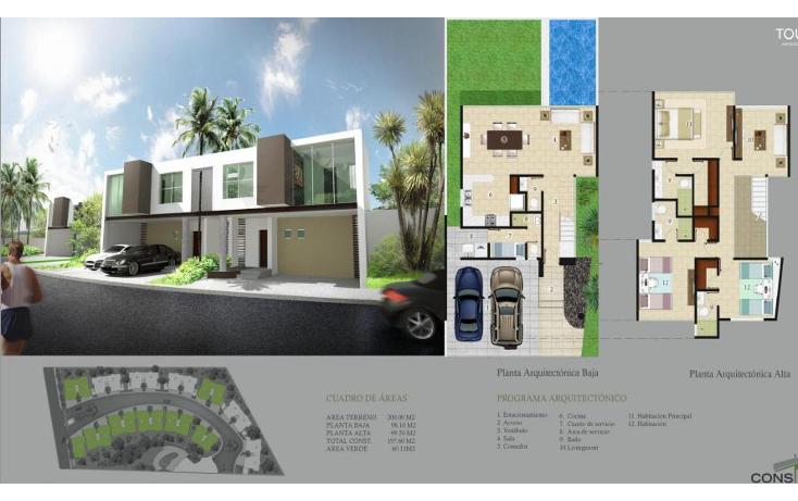 Foto de casa en venta en  , temozon norte, m?rida, yucat?n, 1145301 No. 03