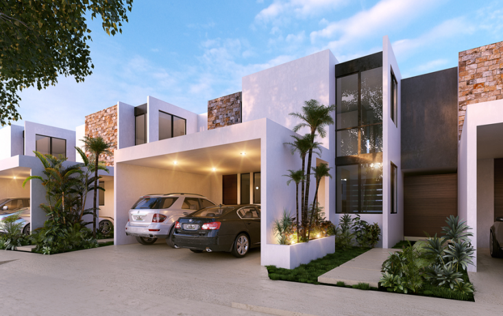 Foto de casa en venta en, temozon norte, mérida, yucatán, 1145617 no 01