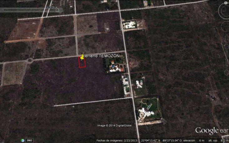Foto de terreno habitacional en venta en, temozon norte, mérida, yucatán, 1148585 no 01