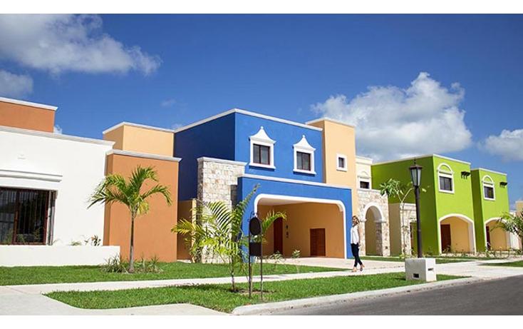 Foto de casa en venta en  , temozon norte, mérida, yucatán, 1150119 No. 01