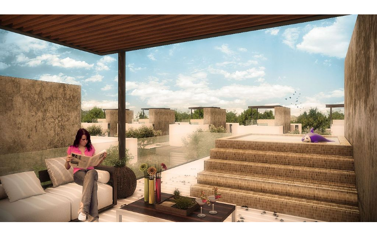 Foto de casa en venta en  , temozon norte, m?rida, yucat?n, 1161599 No. 08