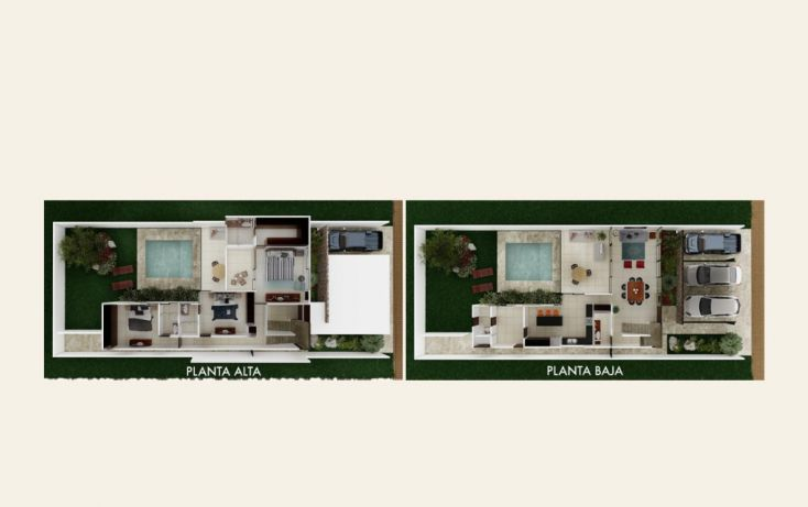 Foto de casa en condominio en venta en, temozon norte, mérida, yucatán, 1162109 no 04