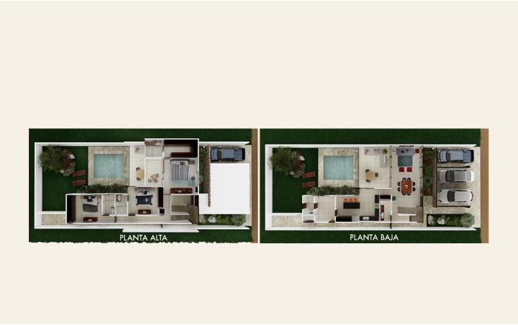 Foto de casa en venta en  , temozon norte, m?rida, yucat?n, 1162109 No. 04