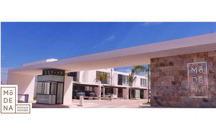Foto de casa en venta en  , temozon norte, mérida, yucatán, 1165957 No. 01