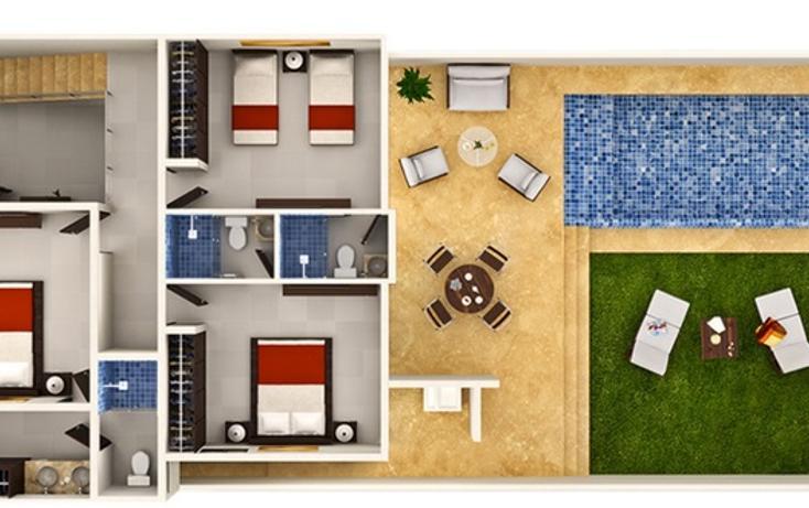 Foto de casa en condominio en venta en, temozon norte, mérida, yucatán, 1165957 no 07