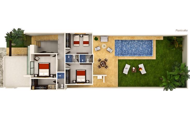 Foto de casa en venta en  , temozon norte, mérida, yucatán, 1165957 No. 07