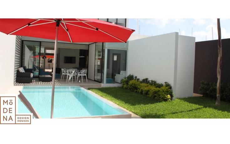 Foto de casa en venta en  , temozon norte, mérida, yucatán, 1165957 No. 16