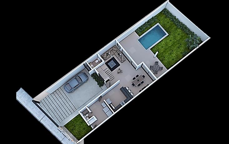 Foto de casa en venta en  , temozon norte, mérida, yucatán, 1166697 No. 03
