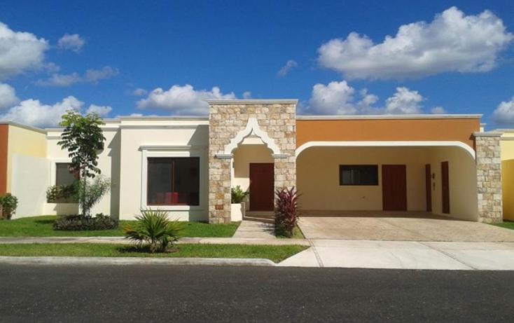 Foto de casa en venta en  , temozon norte, m?rida, yucat?n, 1171983 No. 01
