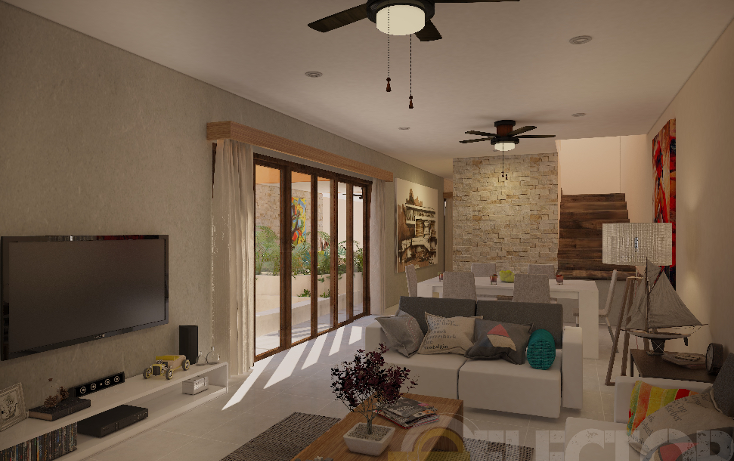Foto de casa en venta en  , temozon norte, mérida, yucatán, 1172209 No. 02