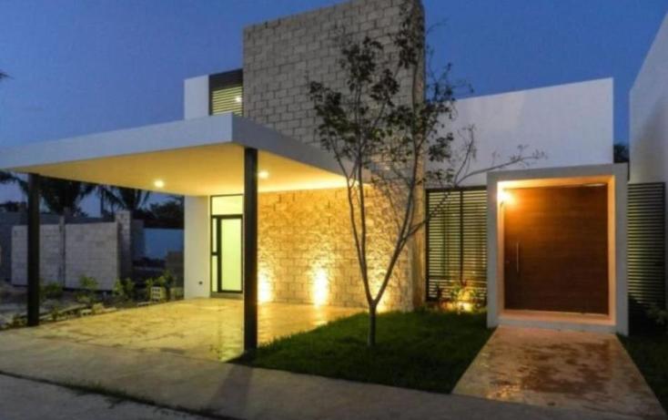 Foto de casa en venta en  , temozon norte, mérida, yucatán, 1172843 No. 01