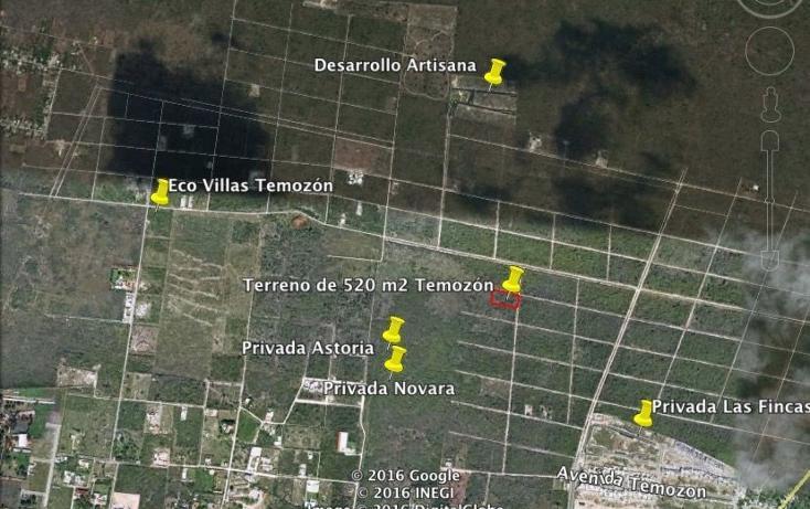Foto de terreno habitacional en venta en  , temozon norte, mérida, yucatán, 1173237 No. 01