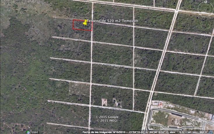 Foto de terreno habitacional en venta en, temozon norte, mérida, yucatán, 1173237 no 03