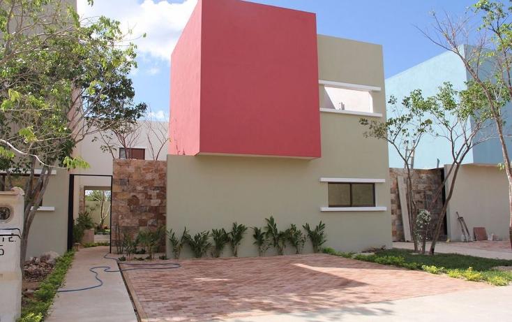 Foto de casa en venta en  , temozon norte, mérida, yucatán, 1173757 No. 01