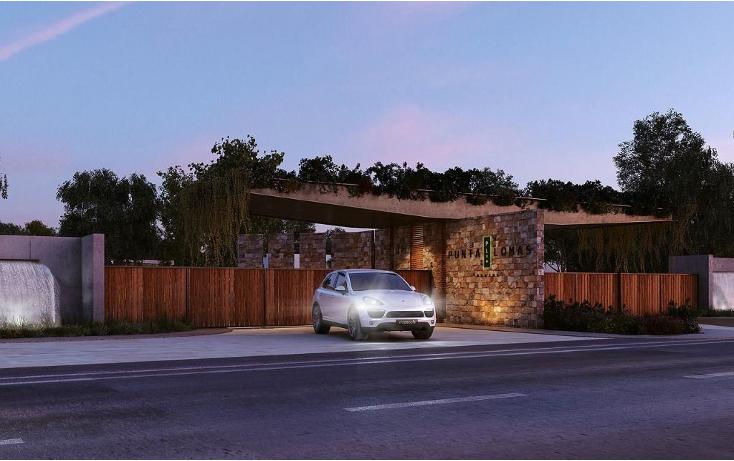 Foto de terreno habitacional en venta en  , temozon norte, mérida, yucatán, 1176705 No. 01