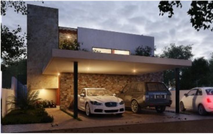 Foto de casa en venta en  , temozon norte, mérida, yucatán, 1178189 No. 01