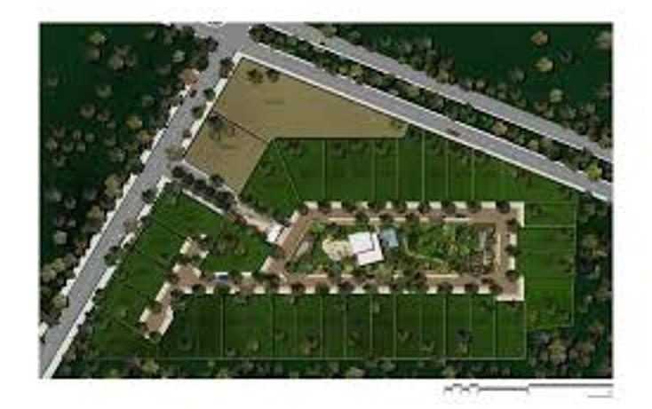 Foto de terreno habitacional en venta en  , temozon norte, mérida, yucatán, 1178855 No. 02