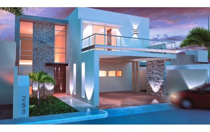 Foto de casa en venta en  , temozon norte, mérida, yucatán, 1179015 No. 01