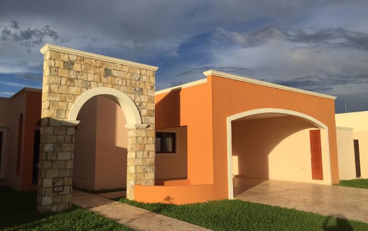 Foto de casa en venta en  , temozon norte, m?rida, yucat?n, 1181469 No. 01