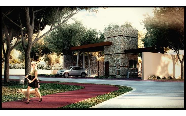 Foto de terreno habitacional en venta en  , temozon norte, mérida, yucatán, 1183179 No. 02