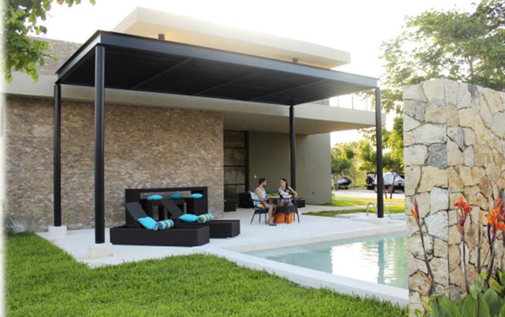 Foto de terreno habitacional en venta en  , temozon norte, mérida, yucatán, 1183179 No. 08