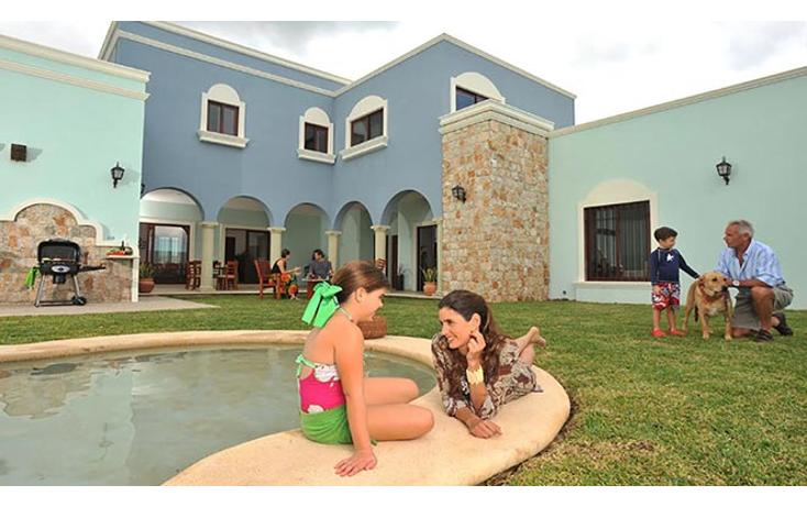 Foto de casa en venta en  , temozon norte, mérida, yucatán, 1187365 No. 06