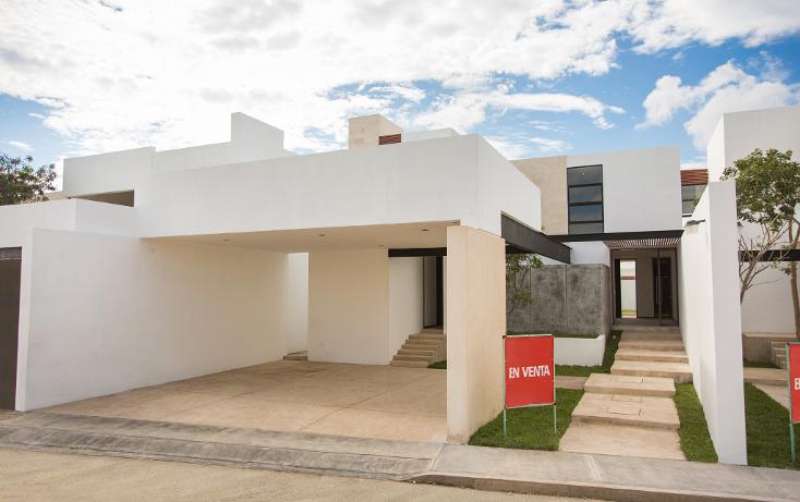 Foto de casa en venta en  , temozon norte, m?rida, yucat?n, 1191775 No. 01