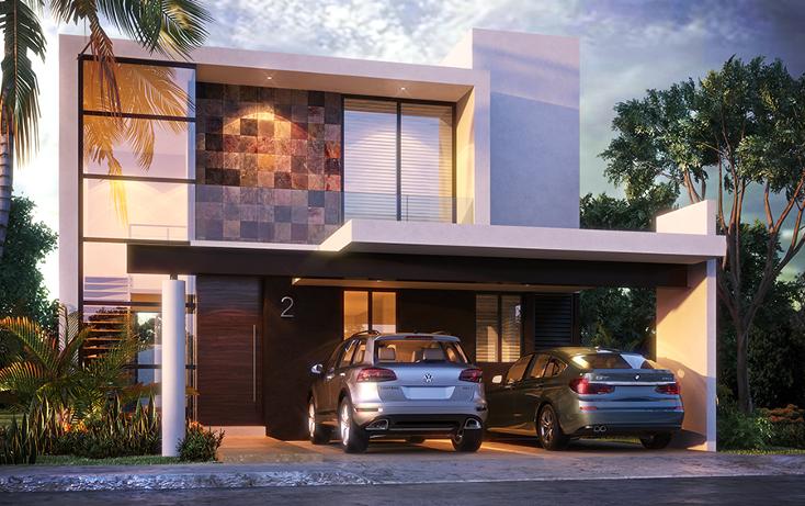 Foto de casa en venta en  , temozon norte, m?rida, yucat?n, 1192415 No. 01
