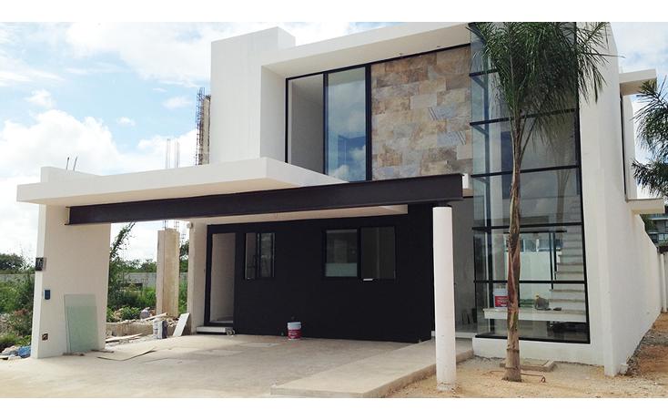 Foto de casa en venta en  , temozon norte, m?rida, yucat?n, 1192415 No. 06