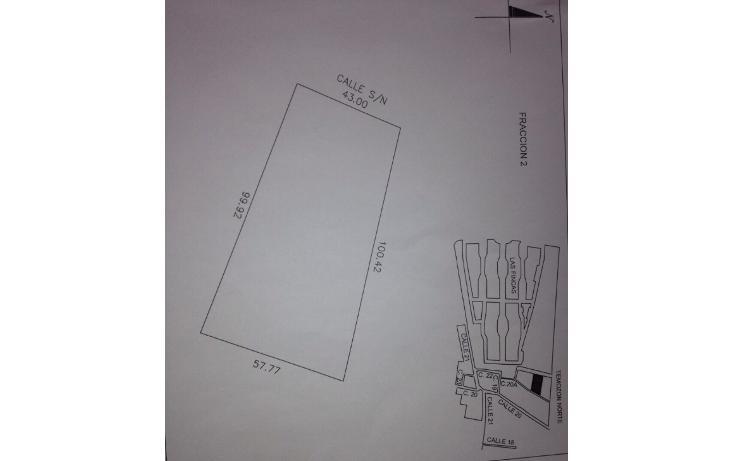 Foto de terreno habitacional en venta en  , temozon norte, mérida, yucatán, 1193491 No. 01