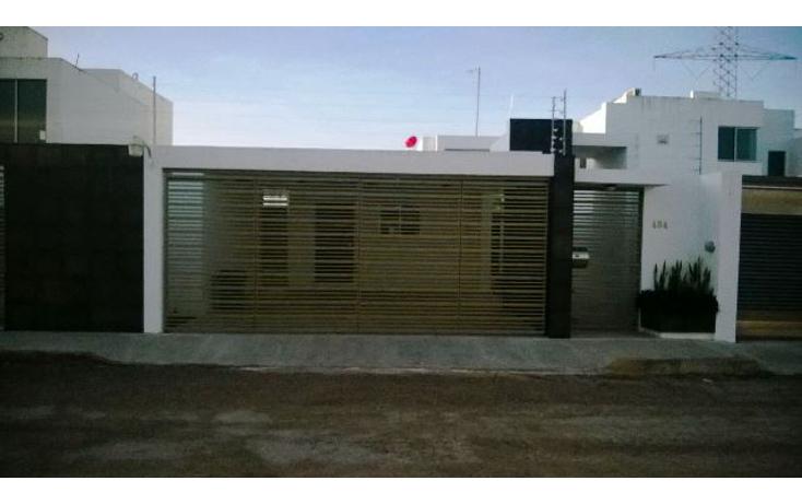 Foto de casa en venta en  , temozon norte, mérida, yucatán, 1194449 No. 01