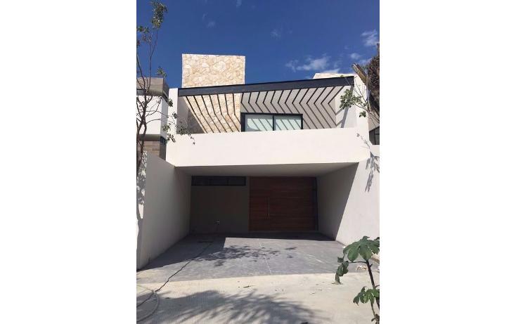 Foto de casa en venta en  , temozon norte, mérida, yucatán, 1194465 No. 01