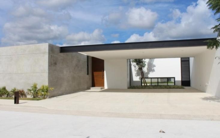 Foto de casa en venta en  , temozon norte, mérida, yucatán, 1200677 No. 01