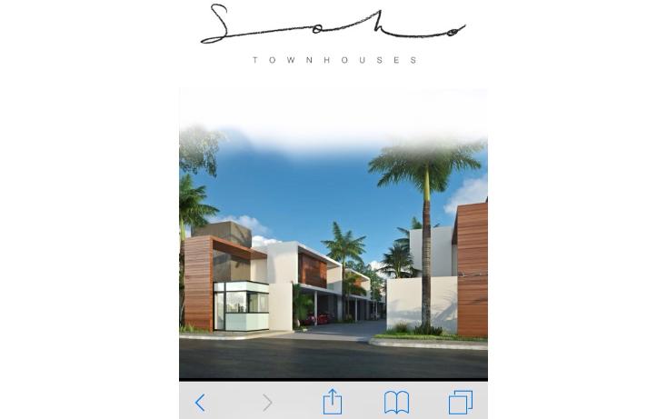 Foto de terreno habitacional en venta en  , temozon norte, mérida, yucatán, 1201233 No. 01