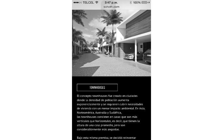 Foto de terreno habitacional en venta en  , temozon norte, mérida, yucatán, 1201233 No. 03