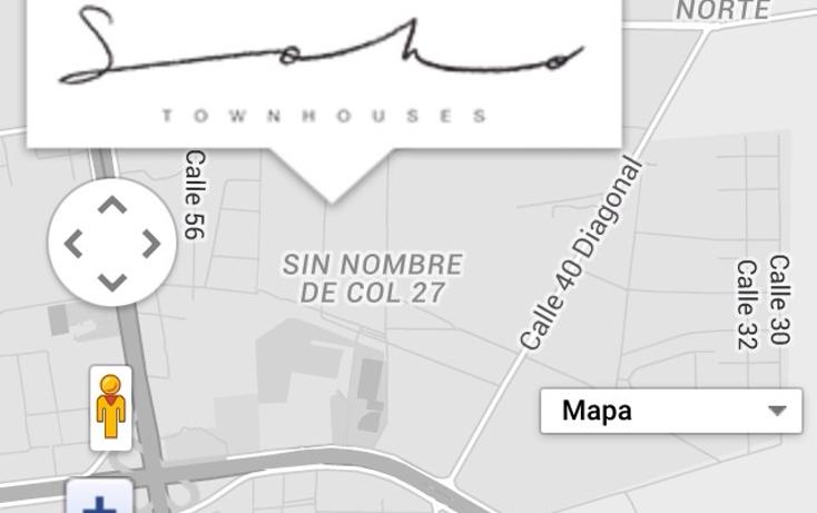 Foto de terreno habitacional en venta en  , temozon norte, mérida, yucatán, 1201233 No. 05