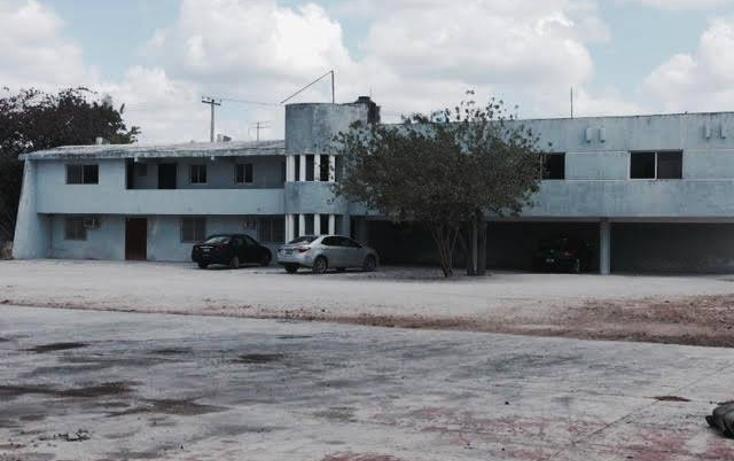 Foto de edificio en renta en  , temozon norte, mérida, yucatán, 1203367 No. 01